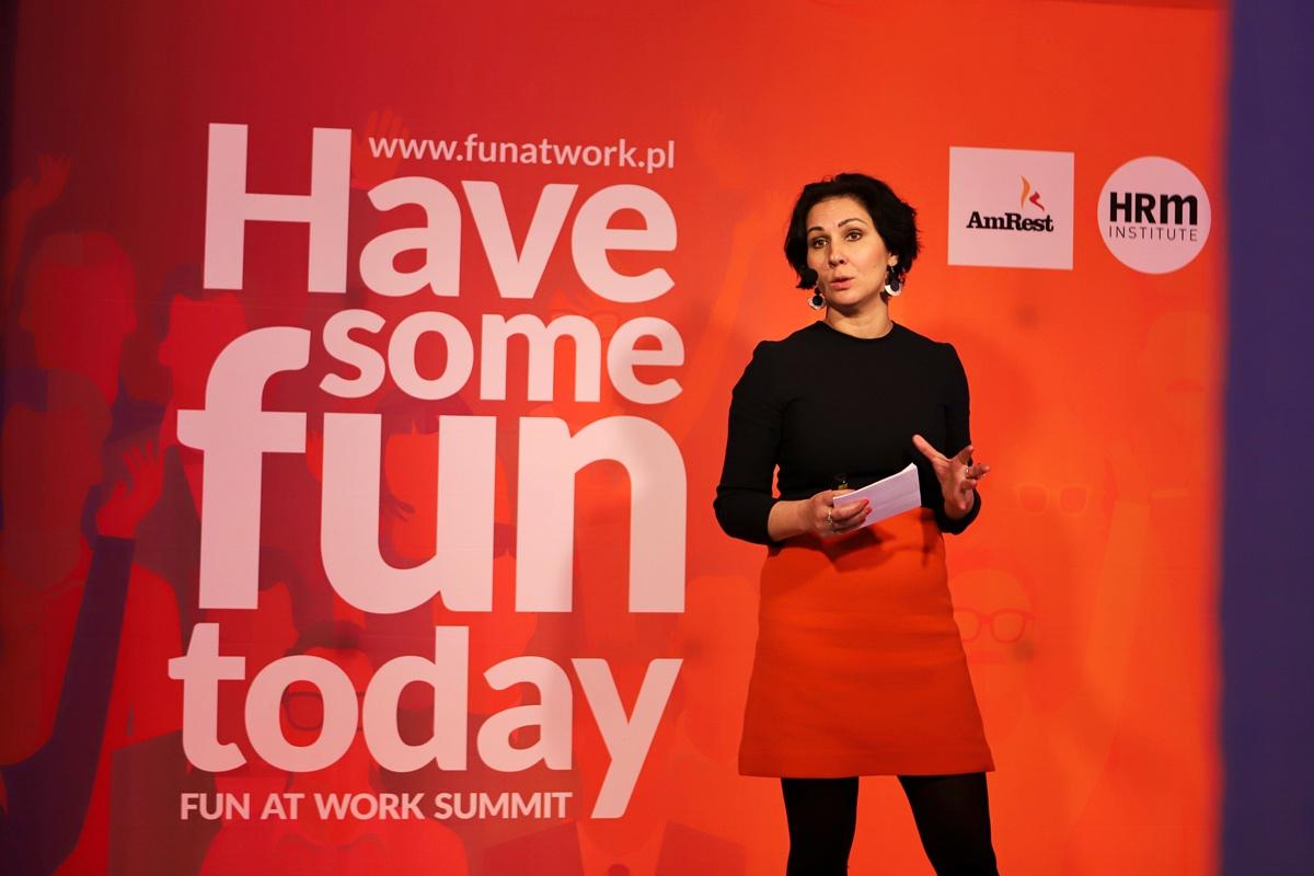 Belinda Barmar, key note speaker